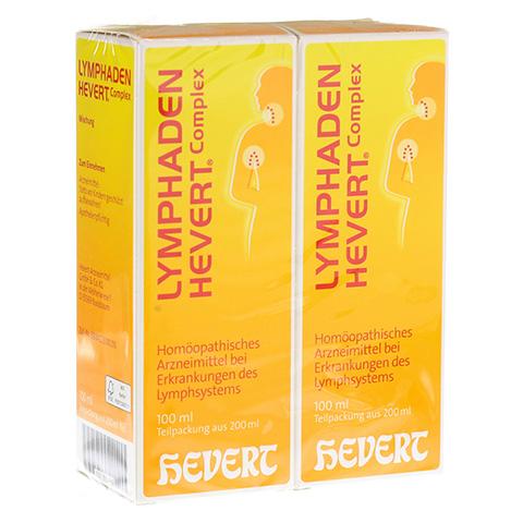 LYMPHADEN HEVERT Complex Tropfen 200 Milliliter N3