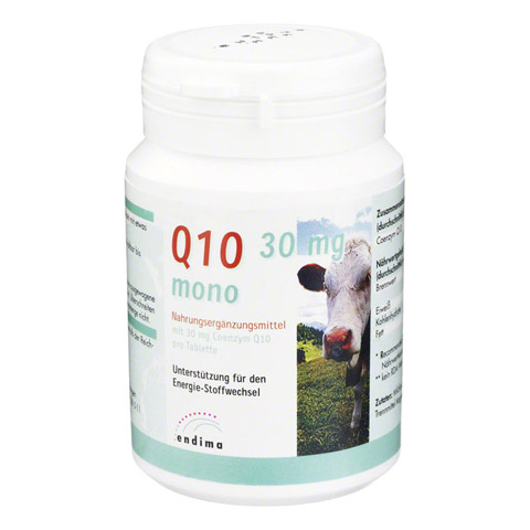 Q10 30 mg Mono Tabletten 120 St�ck