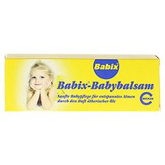 BABIX Babybalsam 50 Gramm - Vorderseite