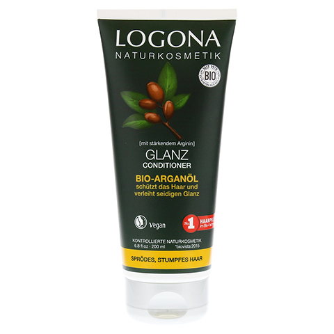 LOGONA Glanz Conditioner 200 Milliliter