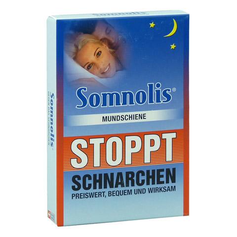 SOMNOLIS Schnarch Schiene 1 Stück