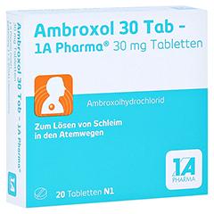 Ambroxol 30 Tab-1A Pharma 20 Stück N1