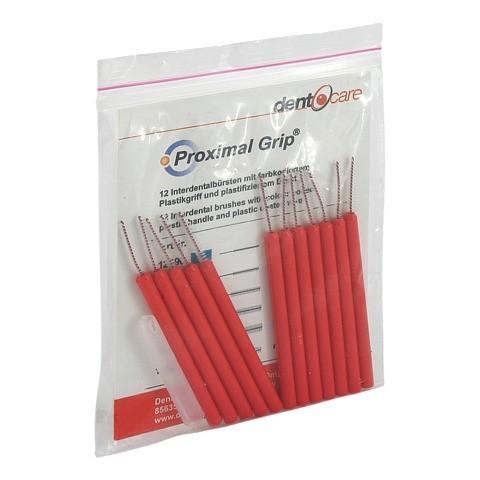 PROXIMAL Grip xxx-fein rot Interdentalbürste 12 Stück