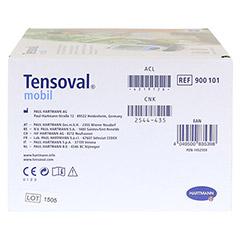 TENSOVAL mobil Handgel.Blutdruckuhr Comfort Air Te 1 Stück - Linke Seite