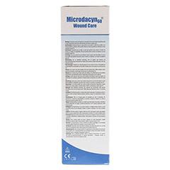 MICRODACYN60 Wound Care Wundspüllösung antimikrob. 500 Milliliter - Rechte Seite