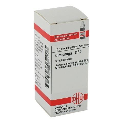 CIMICIFUGA C 30 Globuli 10 Gramm N1