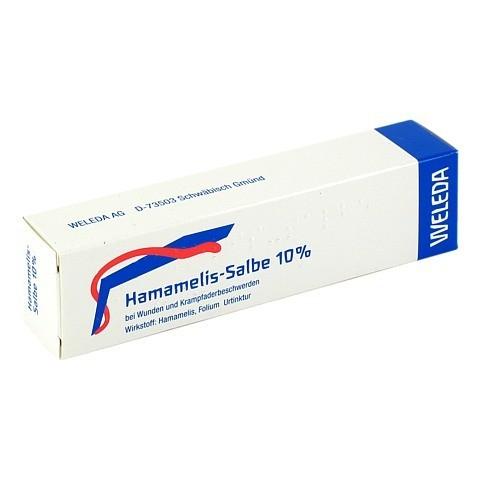 HAMAMELIS SALBE 10% 25 Gramm N1