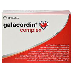 GALACORDIN complex Tabletten 60 St�ck - Vorderseite