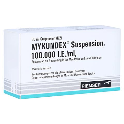Mykundex 50 Milliliter N2