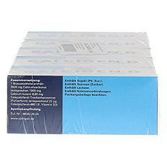 CALCIGEN D forte 1000 mg/880 I.E. Brausetabletten 50 St�ck N2 - Unterseite