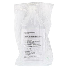 RINGER LAKTAT L�sung Plastik 1000 Milliliter N1 - R�ckseite