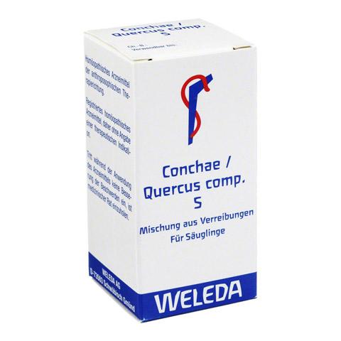 CONCHAE/QUERCUS comp.S Trituration 20 Gramm N1