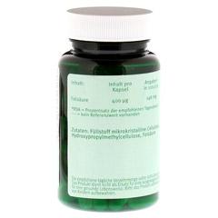 FOLSÄURE 0,4 mg Kapseln 90 Stück - Rückseite