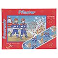 KINDERPFLASTER Feuerwehr Briefchen 10 Stück