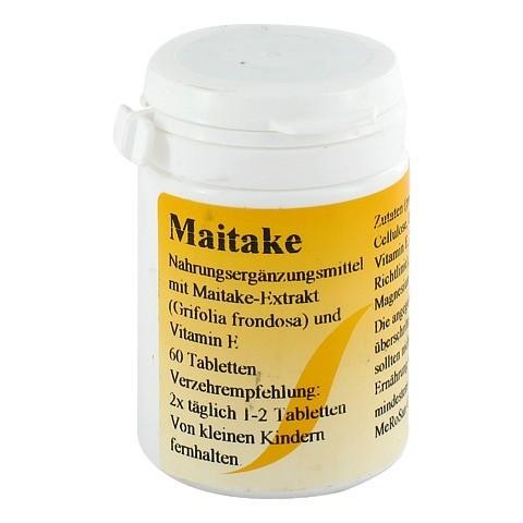 MAITAKE Tabletten 60 Stück