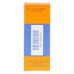 HUMULUS comp.H Tabletten 100 Stück N1 - Rückseite