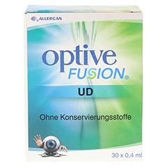 OPTIVE Fusion UD Augentropfen 30x0.4 Milliliter - Rückseite