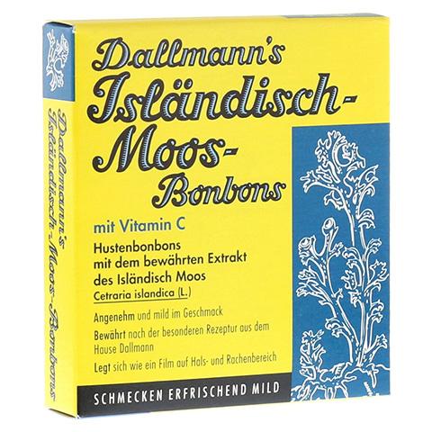 DALLMANN'S Isländisch Moos-Bonbons 20 Stück