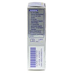 OPTREX ActiSpray 2in1 f.juckende+tränende Augen 10 Milliliter - Linke Seite