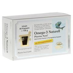 OMEGA 3 Naturell Pharma Nord Kapseln 80 St�ck