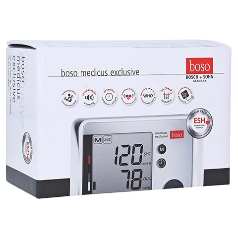 BOSO medicus exclusive vollautom.Blutdruckmessger. 1 Stück