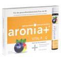 ARONIA+ VITAL F Trinkampullen 7x25 Milliliter