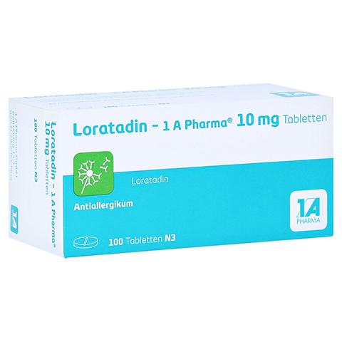 Loratadin-1A Pharma 100 Stück N3