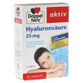 DOPPELHERZ Hyalurons�ure 25 mg Kapseln 30 St�ck