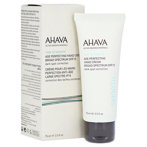 Ahava Age Perfecting Hand Cream SPF 15 75 Milliliter