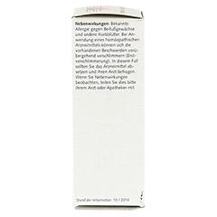 CERES Artemisia vulgaris Urtinktur 20 Milliliter N1 - Linke Seite