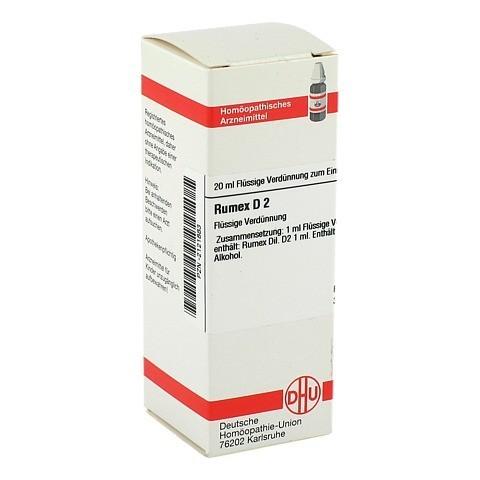 RUMEX D 2 Dilution 20 Milliliter N1