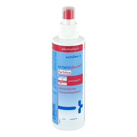 OCTENIDERM farblos Hautantiseptikum flüssig 250 Milliliter