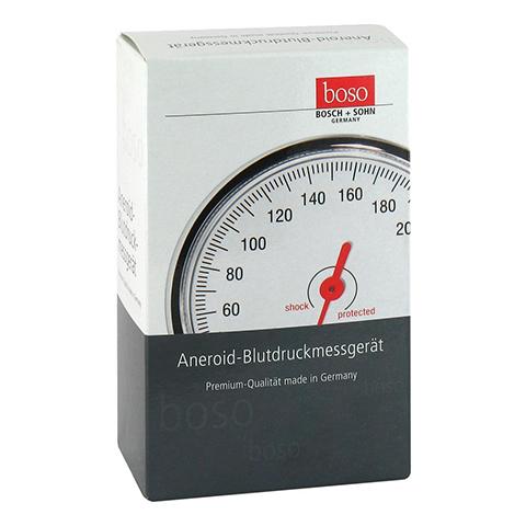 BOSO profitest Blutdruckmessgerät schwarz 1 Stück