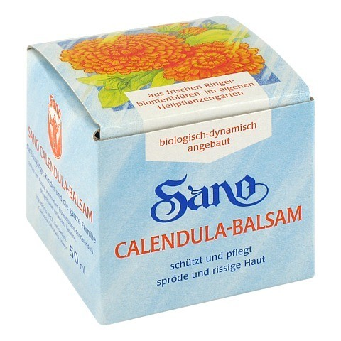 SANO CALENDULA Balsam 50 Milliliter