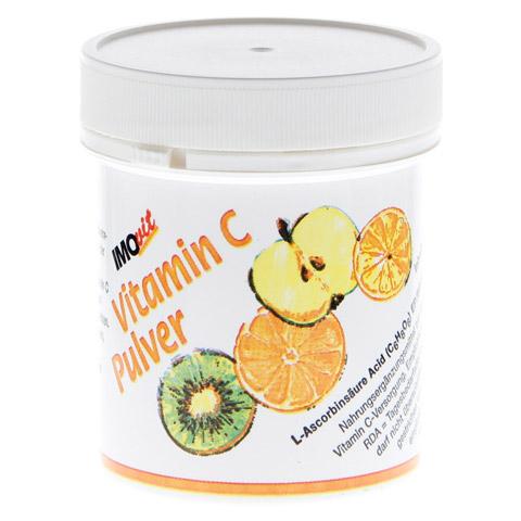 ASCORBINS�URE Vitamin C Pulver 100 Gramm