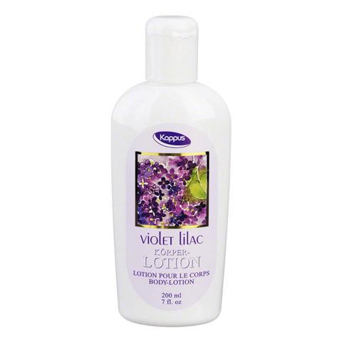 KAPPUS violet lilac Körperlotion 200 Milliliter