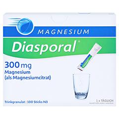 MAGNESIUM DIASPORAL 300 mg Granulat 100 Stück N3 - Vorderseite