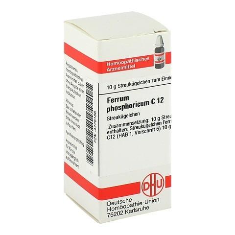 FERRUM PHOSPHORICUM C 12 Globuli 10 Gramm N1
