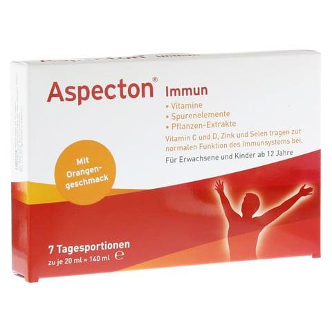 ASPECTON Immun Trinkampullen 7 Stück