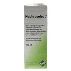 NEPHROSELECT 750 Milliliter - Vorderseite