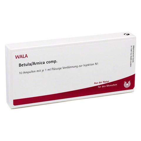 BETULA/ARNICA comp.Ampullen 10x1 Milliliter N1