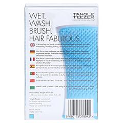 TANGLE Teezer Aqua Splash Haarbürste blau 1 Stück - Rückseite