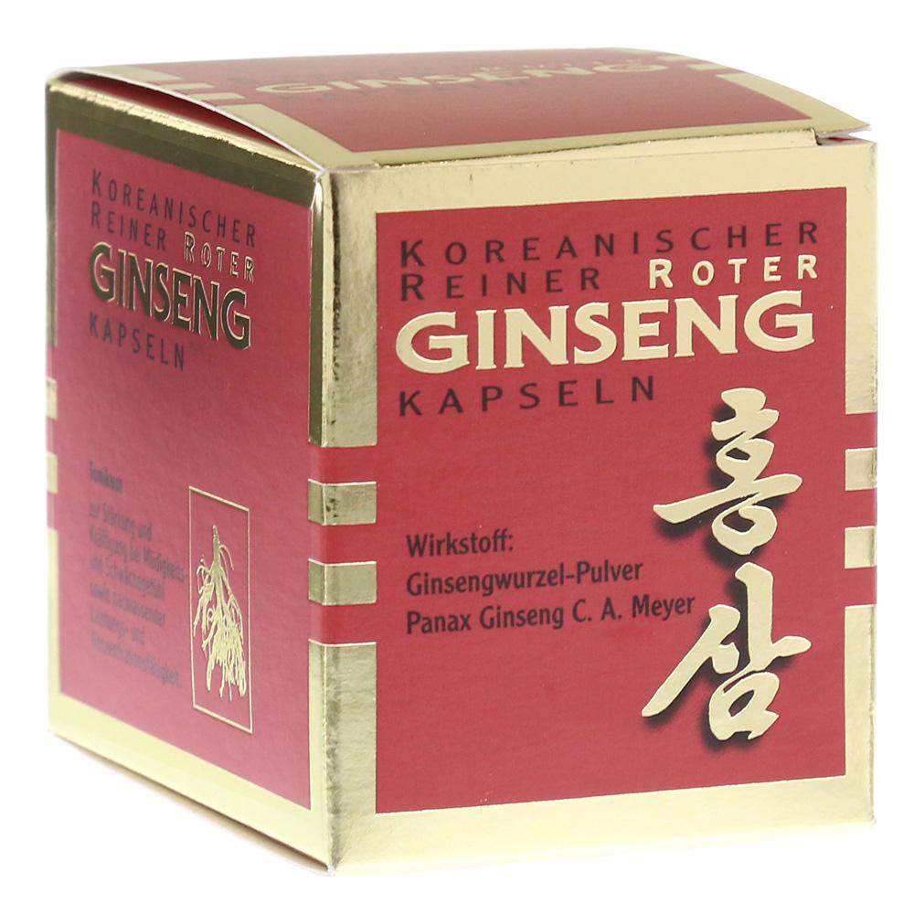 ROTER GINSENG 300 mg Kapseln 100 Stück