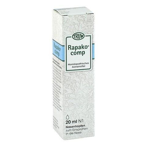RAPAKO comp. Nasentropfen 20 Milliliter N1