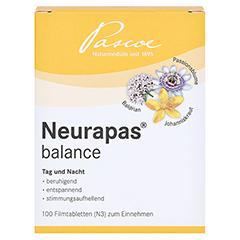 NEURAPAS balance 100 Stück N3 - Vorderseite