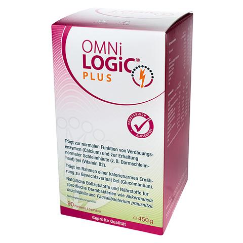 OMNI LOGIC Plus Pulver 450 Gramm
