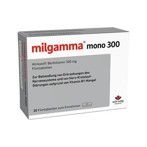 MILGAMMA mono 300 Filmtabletten 30 Stück