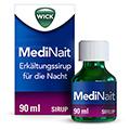 WICK MediNait Erkältungssirup für die Nacht 90 Milliliter