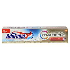 ODOL MED 3 Complete Care 40 plus Zahnpasta 100 Milliliter - Vorderseite