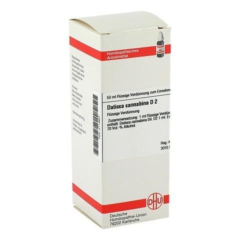 DATISCA cannabina D 2 Dilution 50 Milliliter N1